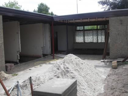 Verbouwing woonhuis te Uden