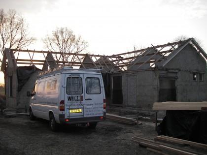 Verbouw van woonhuis te Zeeland